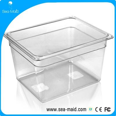 Sea-maid Sous Vide Container 12 Quart EVC-12 with Collapsible Hinge Lid for Anova Cookers