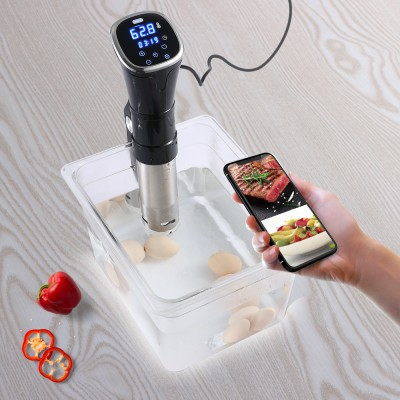 New Sea-maid IPX7 waterproof wifi control sous vide model SV3008 Come out!