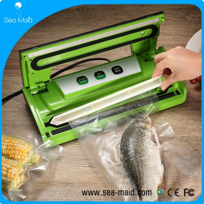 Sea-maid GN-1068 new mini vacuum sealer, factory price and unique design