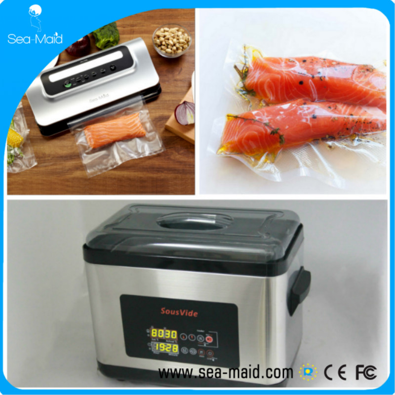 2017 Sea Maid Newest Sous Vide Machine With High Quality
