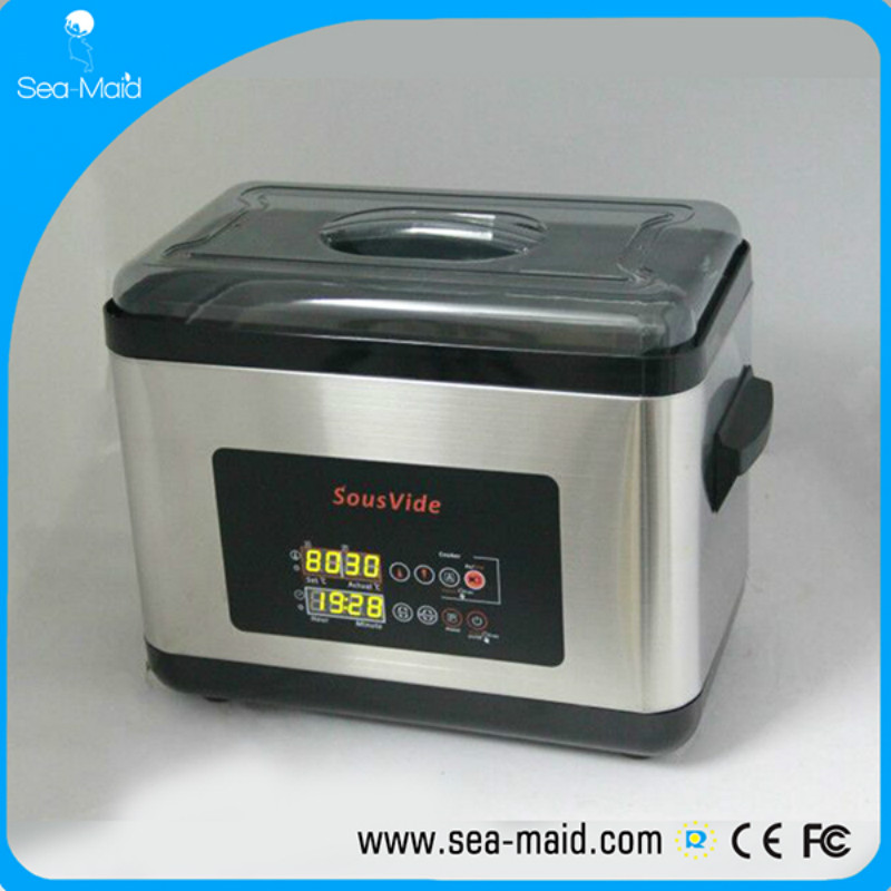 Wholesale newest 6L stainess steel tank sous wide cooker with Precise Temperature Control